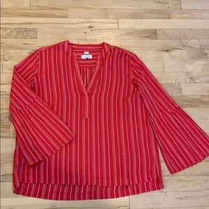 Gorgeous soft linen LOFT shirt